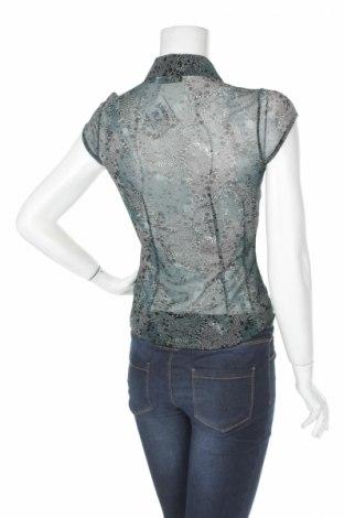 Γυναικείο πουκάμισο Mexx, Μέγεθος S, Χρώμα Πράσινο, Τιμή 10,31€