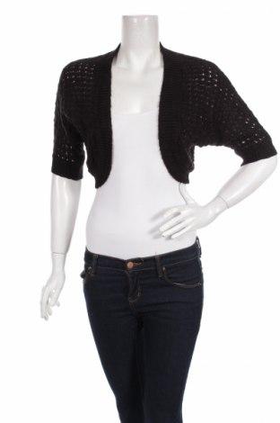 Γυναικεία ζακέτα H&M, Μέγεθος XS, Χρώμα Μαύρο, 57%ακρυλικό, 27% πολυαμίδη, 16% μοχαίρ, Τιμή 4,93€