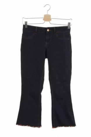 Дамски дънки Jacqueline De Yong, Размер XS, Цвят Син, Цена 6,76лв.