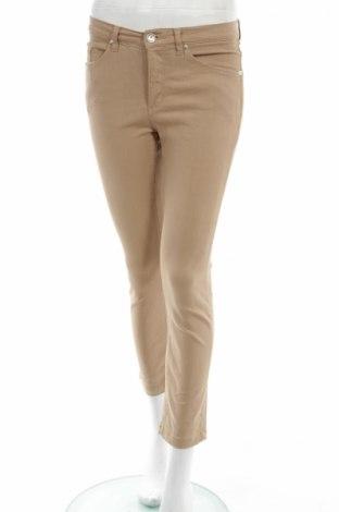 Дамски дънки Vanilia, Размер S, Цвят Бежов, 91% памук, 6% полиестер, 3% еластан, Цена 16,80лв.