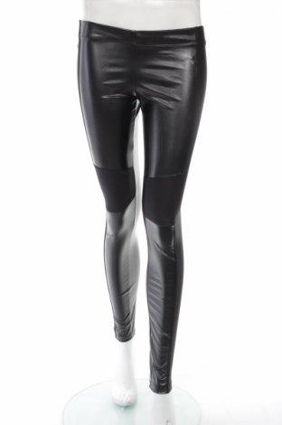 Damskie skórzane legginsy Caramella Fashion