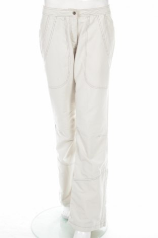 Дамски панталон Camaro, Размер M, Цвят Бежов, Полиестер, Цена 9,50лв.