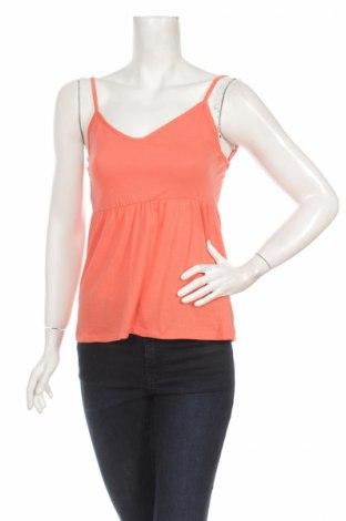 Γυναικείο αμάνικο μπλουζάκι Moodo, Μέγεθος XS, Χρώμα Ρόζ , Βαμβάκι, Τιμή 2,45€