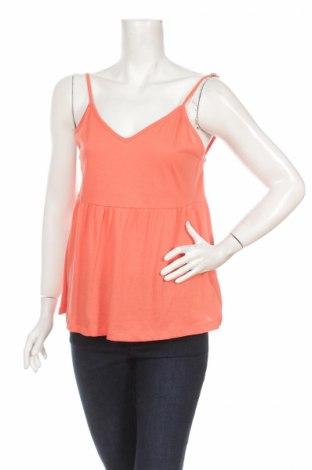 Γυναικείο αμάνικο μπλουζάκι Moodo, Μέγεθος L, Χρώμα Ρόζ , Βαμβάκι, Τιμή 2,56€