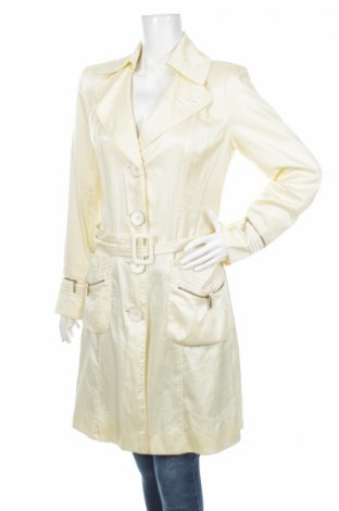 Дамски шлифер Caterina, Размер XS, Цвят Бежов, 84% полиамид, 16% полиуретан, Цена 15,18лв.
