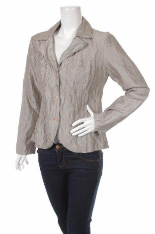 Дамско сако Avalanche, Размер M, Цвят Сив, 69% памук, 25% вискоза, 6% метални нишки, Цена 7,00лв.