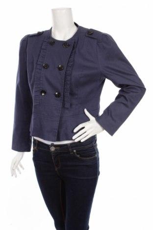 Дамско яке Inspiration, Размер M, Цвят Син, 100% памук, Цена 12,21лв.