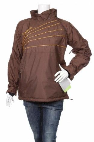 Дамско яке за зимни спортове Maui Wowie, Размер M, Цвят Кафяв, Полиамид, Цена 47,85лв.