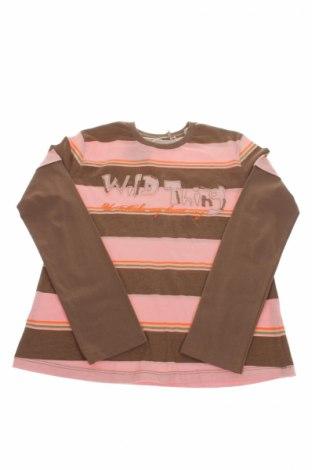 Детска блуза, Размер 12-13y/ 158-164 см, Цвят Многоцветен, Памук, Цена 5,80лв.