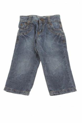 Детски дънки Massimo Dutti, Размер 12-18m/ 80-86 см, Цвят Син, Цена 10,60лв.