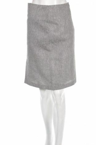 Пола Carla, Размер S, Цвят Сив, 60% памук, 25% полиестер, 15% вискоза, Цена 9,43лв.