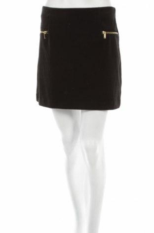 Пола H&M, Размер S, Цвят Черен, Цена 8,28лв.