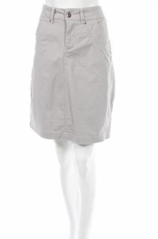 Φούστα Just For You, Μέγεθος M, Χρώμα Γκρί, 97% βαμβάκι, 3% ελαστάνη, Τιμή 2,89€