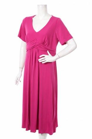 Šaty  Arlene Phillips, Veľkosť XL, Farba Ružová, 95% polyester, 5% elastan, Cena  7,42€