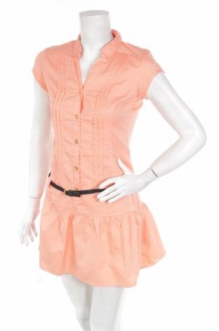 Φόρεμα Moodo, Μέγεθος M, Χρώμα Ρόζ , 100% βαμβάκι, Τιμή 5,72€