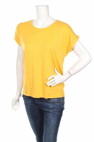 Dámska blúza Only, Veľkosť S, Farba Žltá, 75% viskóza, 20% polyester, 5% elastan, Cena  5,77€