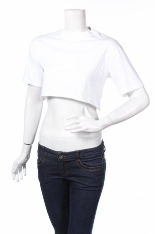 Bluză de femei Topshop, Mărime S, Culoare Alb, Bumbac, Preț 20,74 Lei