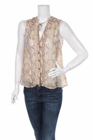 Дамска риза H&M, Размер XL, Цвят Многоцветен, Полиестер, Цена 5,46лв.
