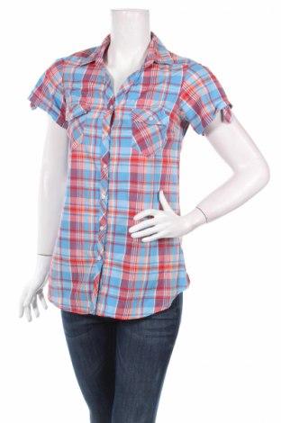 Γυναικείο πουκάμισο H&M Divided, Μέγεθος S, Χρώμα Πολύχρωμο, Βαμβάκι, Τιμή 2,71€