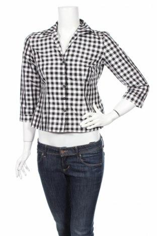 Дамска риза Jones New York, Размер S, Цвят Черен, Цена 5,46лв.