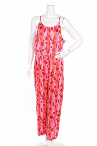 Γυναικεία σαλοπέτα Numph, Μέγεθος XL, Χρώμα Πολύχρωμο, Βισκόζη, Τιμή 24,80€