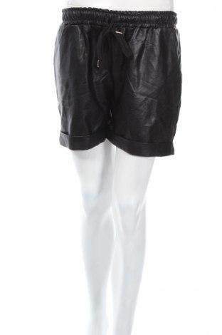 Dámske krátke kožené nohavice  Creme Fraiche