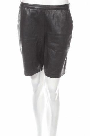Dámske krátke kožené nohavice  Gina Tricot