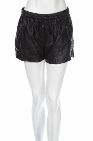 Dámske krátke kožené nohavice  Saint Tropez