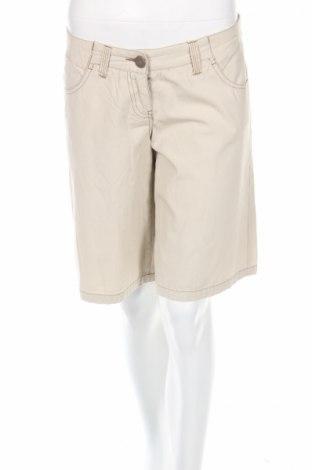 Γυναικείο κοντό παντελόνι Crs, Μέγεθος M, Χρώμα  Μπέζ, Βαμβάκι, Τιμή 6,85€