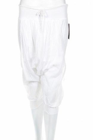 Дамски панталон Moment, Размер S, Цвят Бял, Цена 5,55лв.