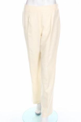 Дамски панталон Un Jour Ailleurs, Размер M, Цвят Жълт, Полиестер, Цена 20,15лв.
