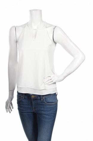 Tricou de damă Only, Mărime XS, Culoare Alb, 97% poliester, 3% elastan, Preț 22,96 Lei