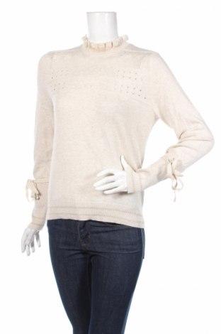 Pulover de femei Cream