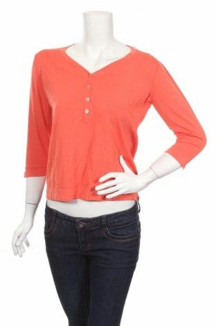 Дамски пуловер D.m.g., Размер M, Цвят Оранжев, 65% вискоза, 35% еластан, Цена 22,00лв.