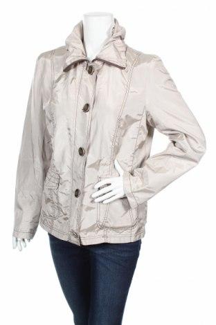 Дамско яке Gina Laura, Размер M, Цвят Бежов, Полиестер, Цена 10,66лв.