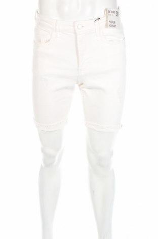 Мъжки къс панталон Bershka Denim