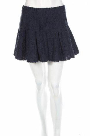 Пола Abercrombie & Fitch, Размер M, Цвят Син, 52% памук, 48% полиамид, Цена 19,24лв.