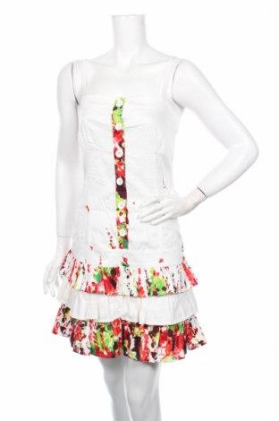 Šaty  Rinascimento, Veľkosť M, Farba Biela, 96% bavlna, 4% elastan, Cena  19,95€
