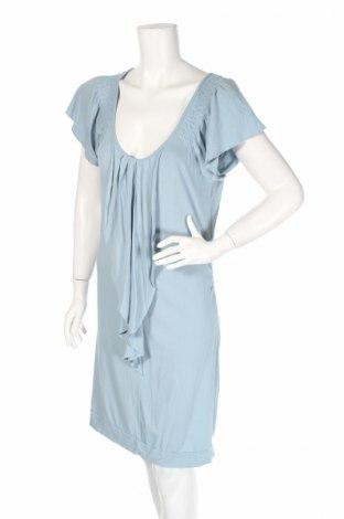 Φόρεμα Summum, Μέγεθος L, Χρώμα Μπλέ, 92% βισκόζη, 8% ελαστάνη, Τιμή 8,25€