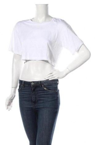 Дамска блуза Alexander Wang For H&M, Размер M, Цвят Бял, Полиамид, Цена 4,16лв.