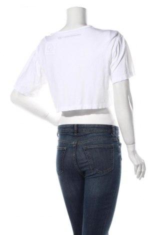 Дамска блуза Alexander Wang For H&M, Размер M, Цвят Бял, Полиамид, Цена 39,00лв.