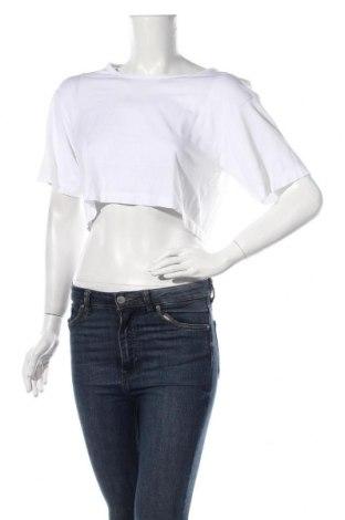 Дамска блуза Alexander Wang For H&M, Размер S, Цвят Бял, Полиамид, Цена 3,12лв.