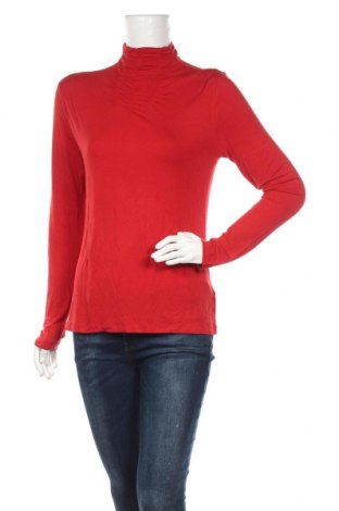 Дамска блуза Apanage, Размер M, Цвят Червен, 95% вискоза, 5% еластан, Цена 32,34лв.