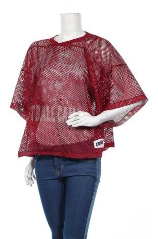 Дамска блуза Bike, Размер XXL, Цвят Червен, Цена 5,50лв.