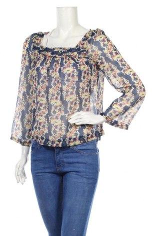 Дамска блуза Jessica Simpson, Размер XS, Цвят Многоцветен, Полиестер, Цена 4,80лв.