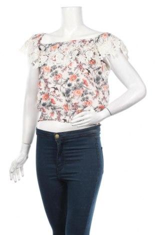 Дамска блуза Oasis, Размер M, Цвят Многоцветен, 100% полиестер, Цена 9,00лв.