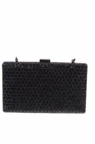 Γυναικεία τσάντα, Χρώμα Μαύρο, Κλωστοϋφαντουργικά προϊόντα, Τιμή 14,86€