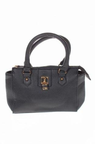 Дамска чанта Atmosphere, Цвят Черен, Еко кожа, Цена 24,57лв.