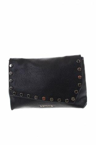 Γυναικεία τσάντα Comma,, Χρώμα Μαύρο, Δερματίνη, Τιμή 38,27€