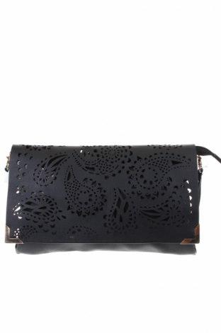 Γυναικεία τσάντα H&M, Χρώμα Μαύρο, Δερματίνη, Τιμή 14,86€